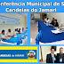 V CONFERÊNCIA MUNICIPAL DE SAÚDE DO CANDEIAS DO JAMARI