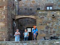 A tocar de la capella de Sant Pere de Postius