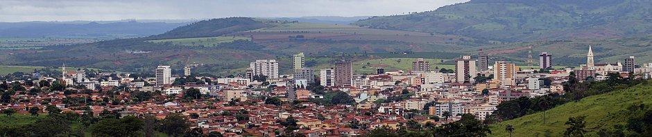 Vista Panoramica de Patos de Minas
