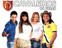 agenda completa de shows Cavaleiros do Forró