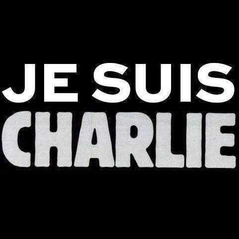 "3 MILLION ""#JeSuisCharlie"" HASTAGS+ ..."
