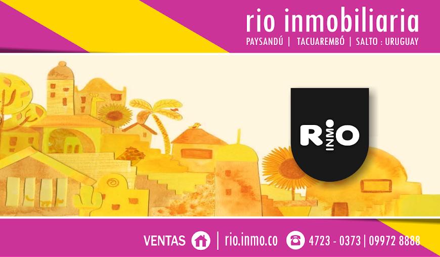 INMOBILIARIA RIO - Negocios Inmobiliarios en Paysandú, Tacuarembó y Salto