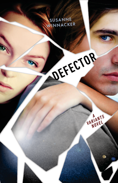 Cover Reveal: Defector (Variants #2)