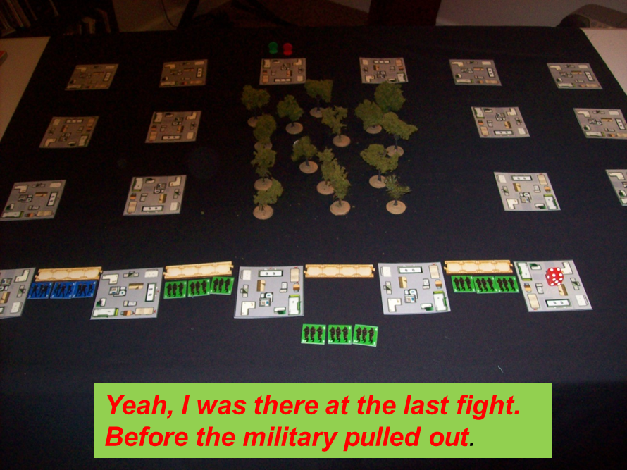 2 hour blog mass hysteria end game aar for Table 85 hours
