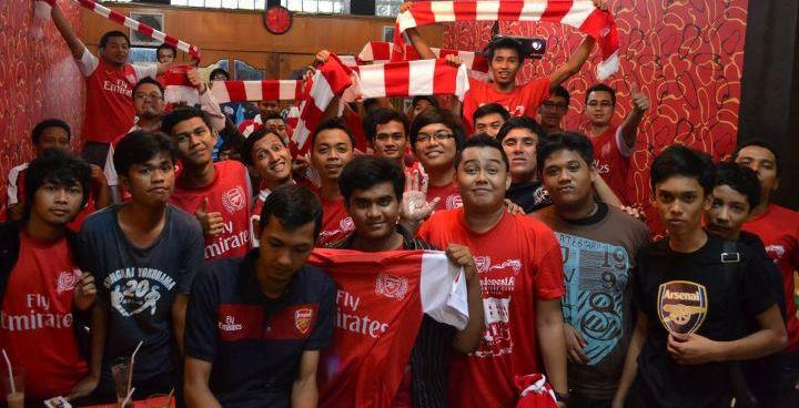 Arsenal Supporter Indonesia