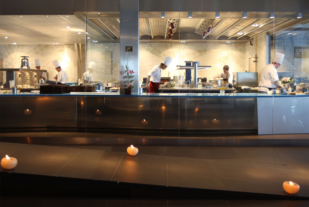 Cosas curiosas curiosidades del mundo un blog para for Cocina de restaurante