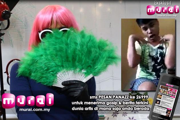 Malaysia, Hiburan, Artis Malaysia, Selebriti, Miss Propa, Gigih, Bikin, Video, Proparodi Bobo, Demi, AF 2013