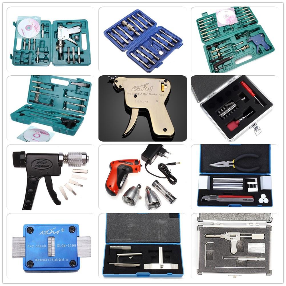 Car Locksmith Tools In Gunlocked Pick Key Toollocksmith Tools Lock Picks Set lock Tool klom Locksmith Toolsklom Pickklom Professional Wholesale Company