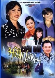 Hài Hoài Linh DVD Hài 4 , hai hoai linh dvd 4