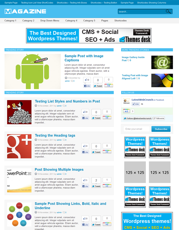 WordPress-Magaizine-Theme-2012