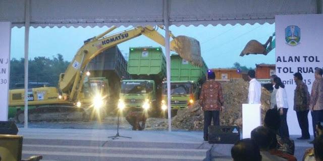 Pemenang Tender Konstruksi Tol Solo - Ngawi - Kertosono