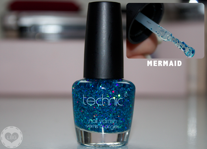 Beauty Bargain: Technic Nail Varnishes