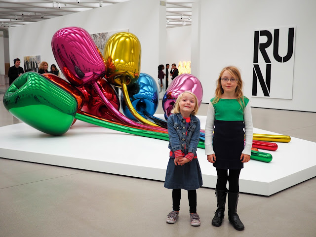 Little Hiccups: The Broad Art Museum, Los Angeles
