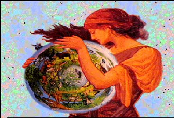 Risultati immagini per Madre terra