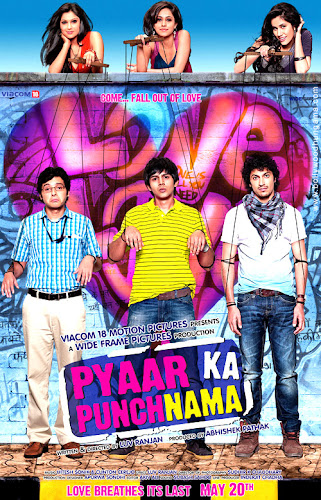 Pyaar Ka Punchnama (2011) Movie Poster