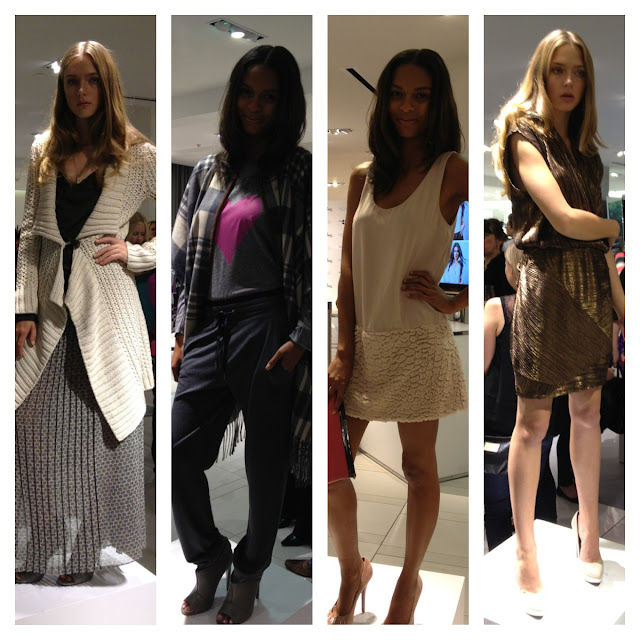 Rachel Rachel Roy collection at the Bay