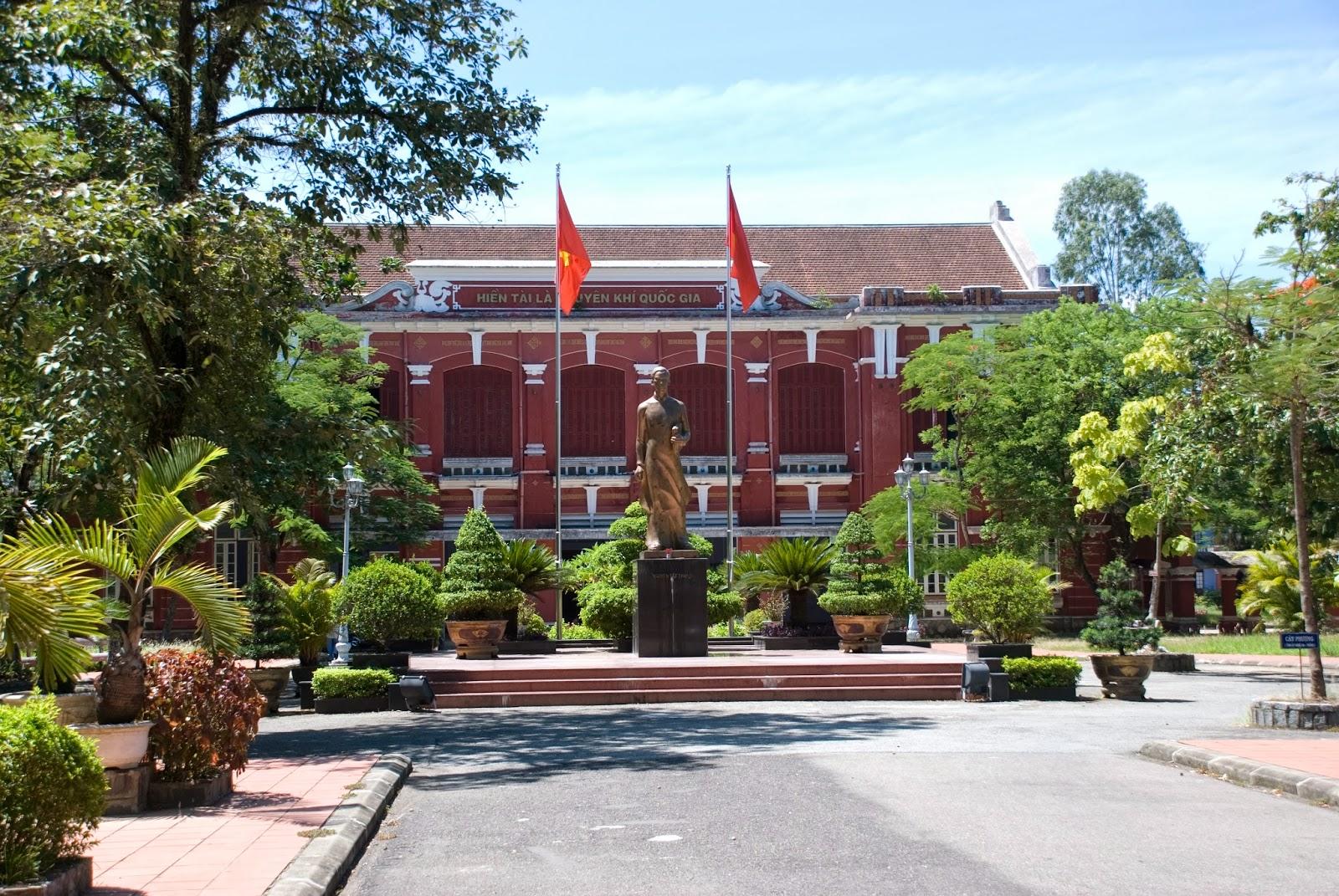 National high school (Trường Quốc Học Huế)