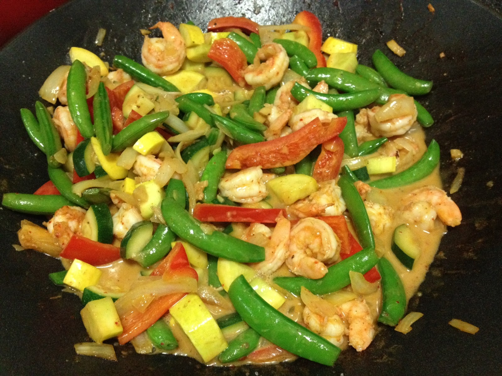 Cooking in NYC: Weeknight Thai Curry