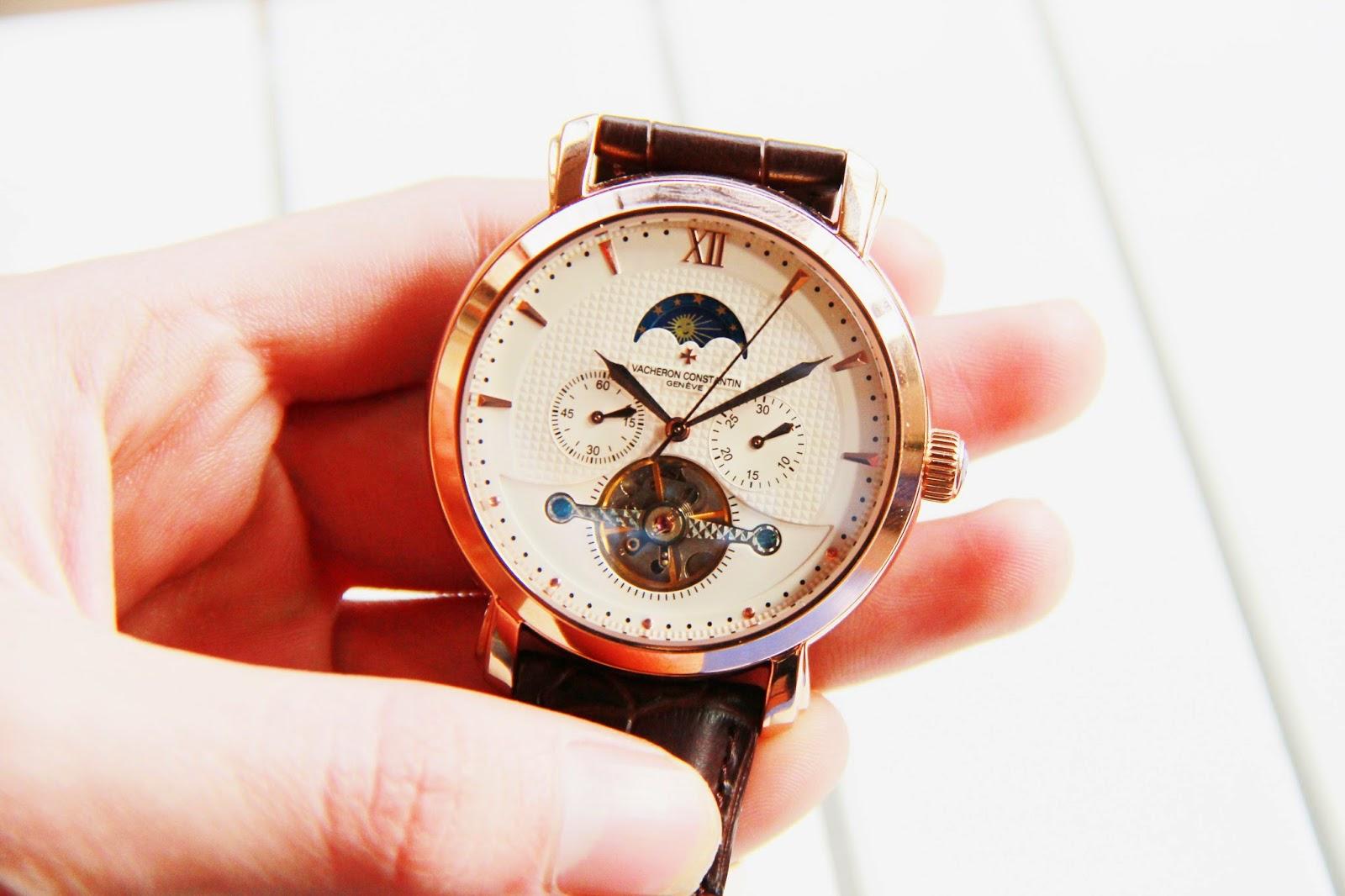 Đồng hồ vacheron Constantin V51