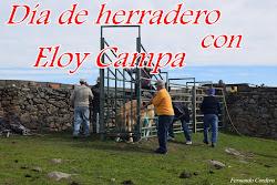 DÍA DE HERRADERO CON ELOY CAMPA