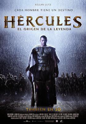 Hércules: El origen de la leyenda (2014) de Renny Harlin