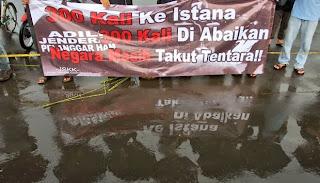 Masyarakat Menilai Kinerja Institusi HAM Indonesia Turun