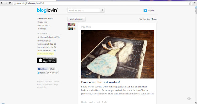 Blogtipps GoogleReader