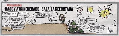 Ansola en 'El Diario Montañés'