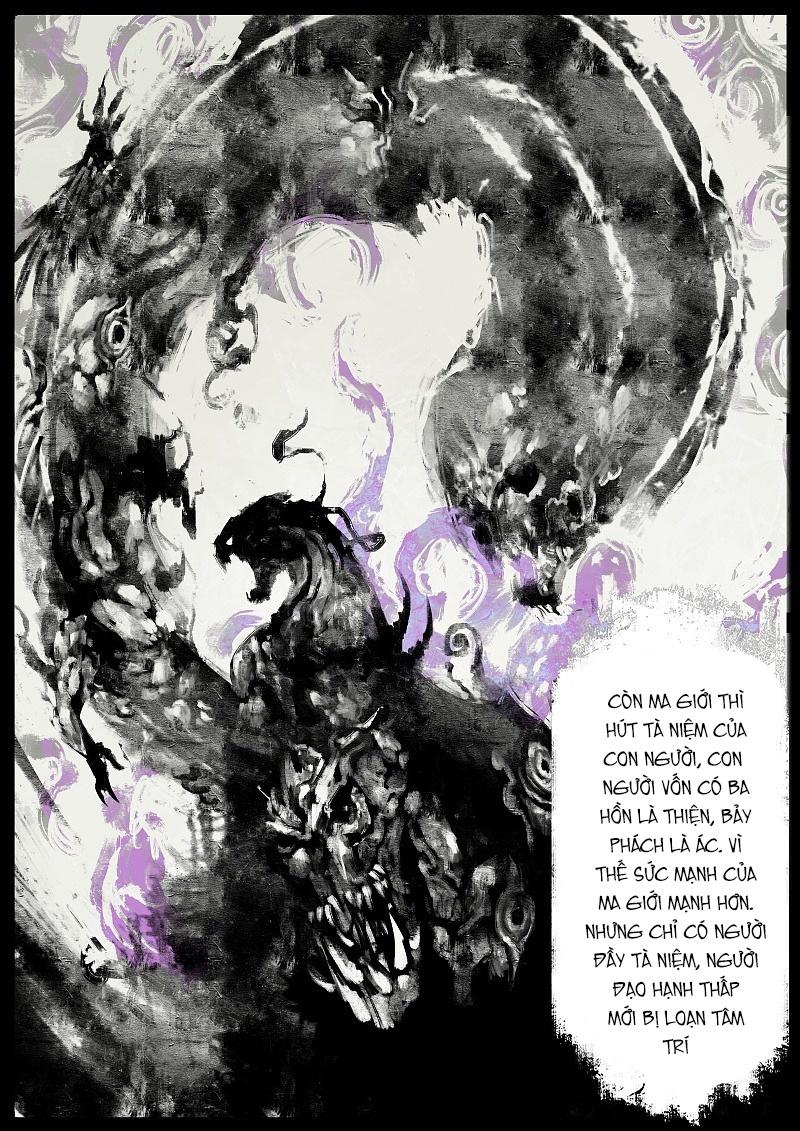 Tây Du Ký dị bản chap 54 Trang 8 - truyendep.com