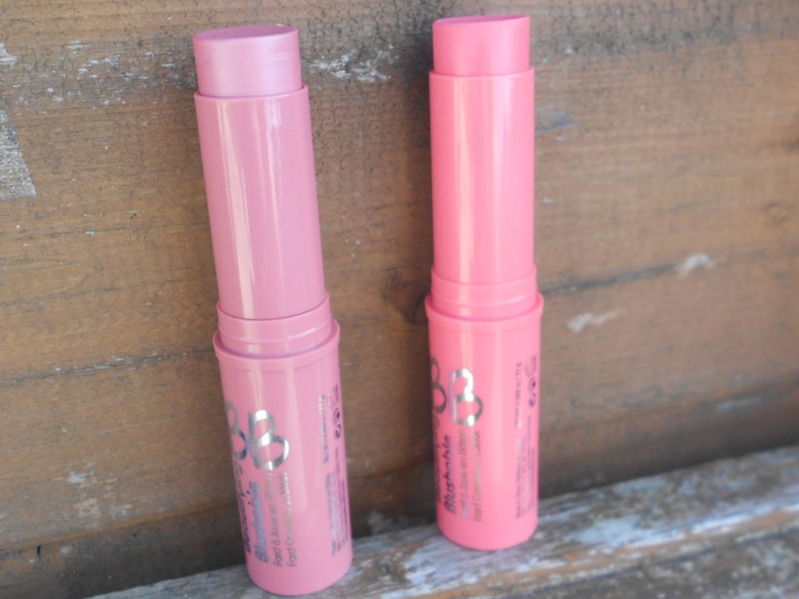 nyc cream bb blush swatches soho pink neverending pink