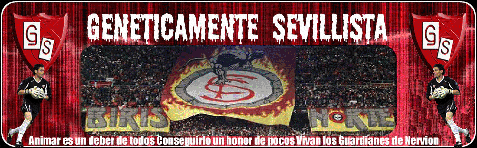 Geneticamente Sevillista