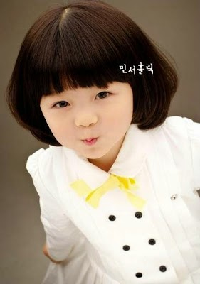 Galeri foto gambar anak kecil perempuan cantik asal korea