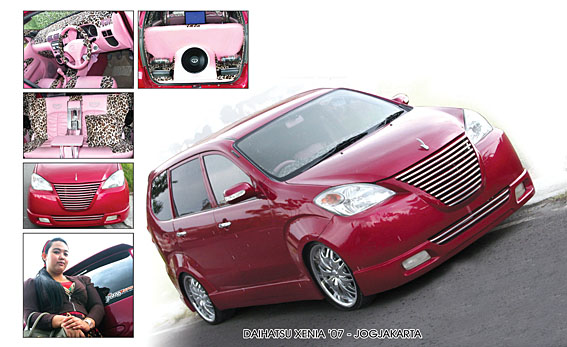 Daihatsu Xenia '07 : Ladies Night