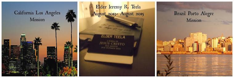 Elder Jeremy R. Teela