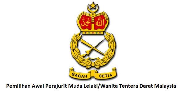 Jawatan Kerja Kosong Tentera Darat Malaysia (TDM) logo www.ohjob.info mac 2015