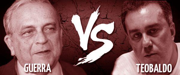 Ricardo Teobaldo rompe com Sérgio Guerra e ambos disputam as eleções 2014 para deputado federal.