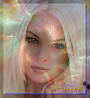 kobiece piękno blondynka