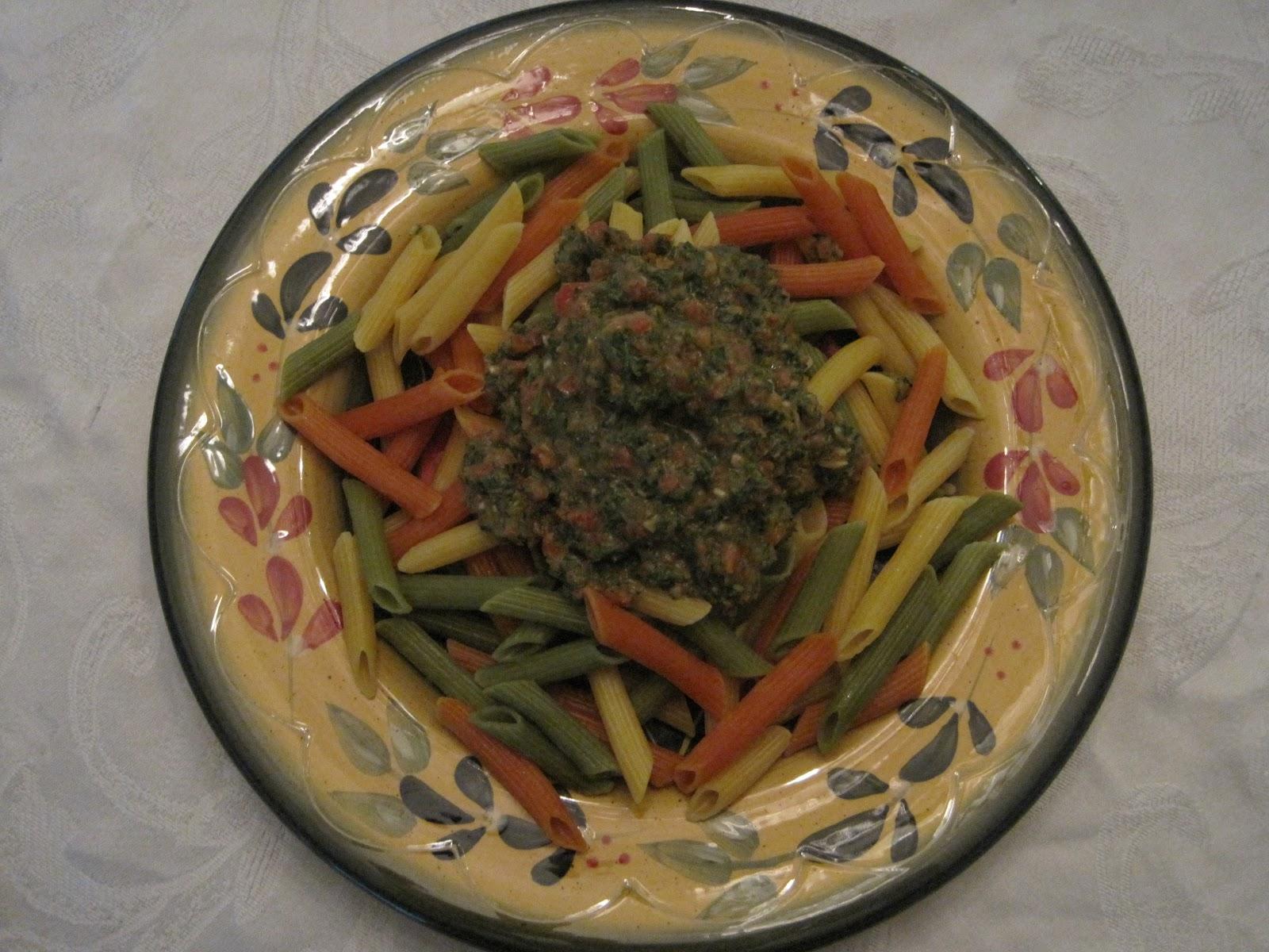 Garden Fresh Pesto (Pareve) - Kosher Everyday