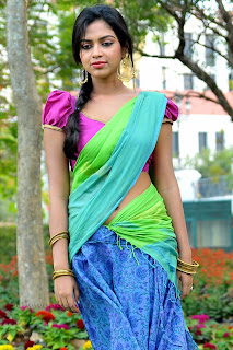 Amala Paul  in half saree 005.jpg