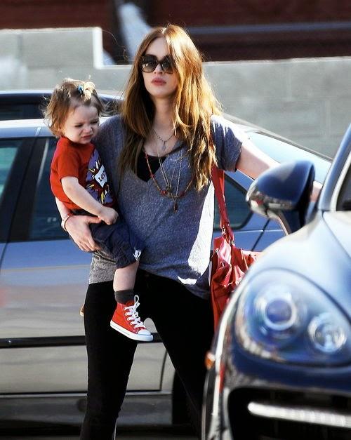 Megan Fox neglected her kids