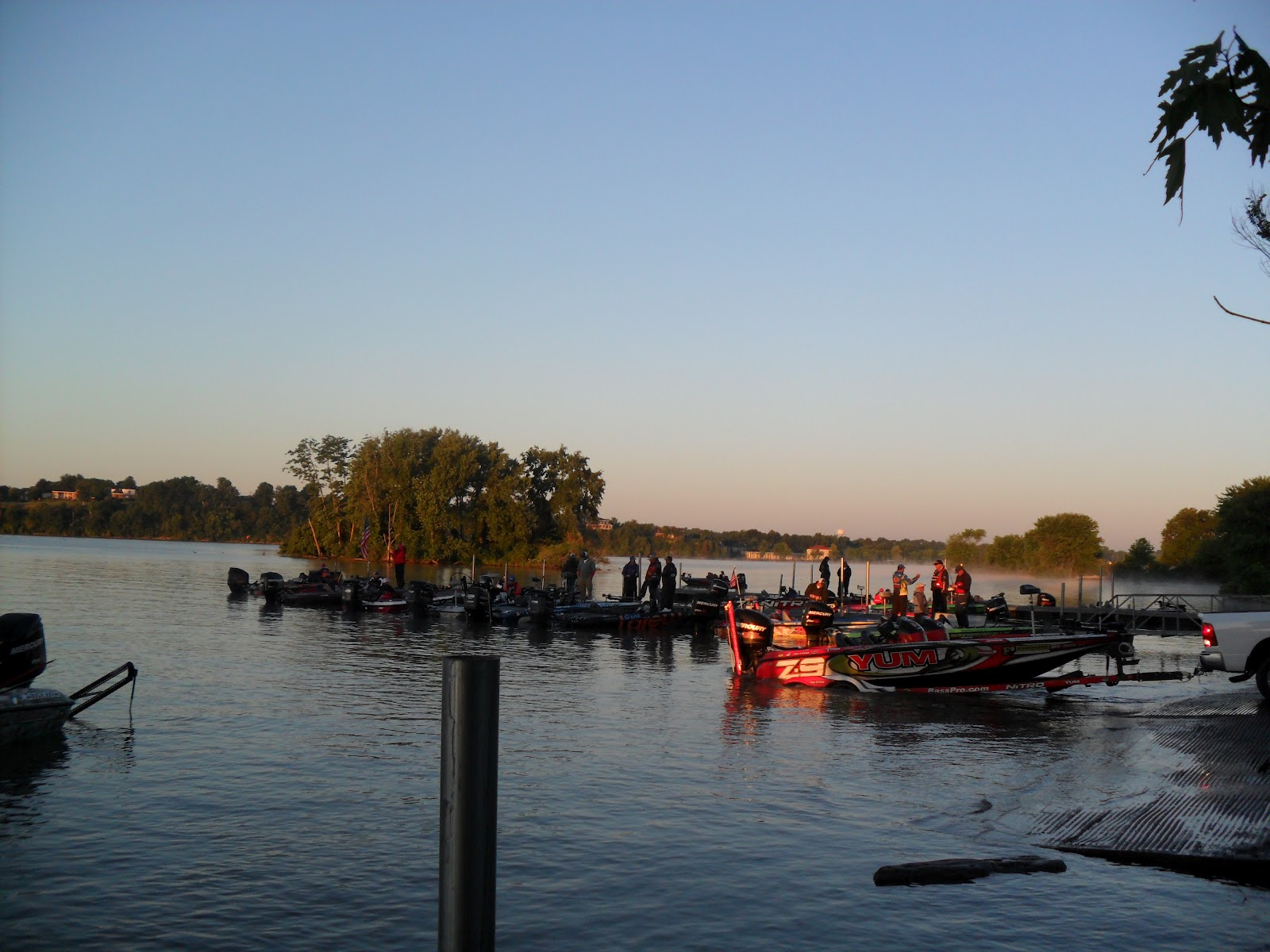 Odj fishing site paa old hickory lake tournament for Old hickory lake fishing