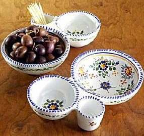 Olives From Spain Dish