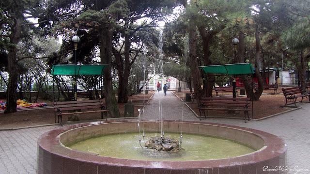 Центральный парк Форос