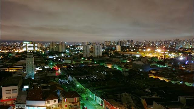 Foto noturna feita com o Lumia 1020 - 3072x1728