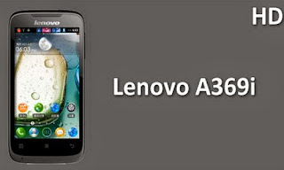 LENOVO A369i koleksi gambar dan spesifikasi