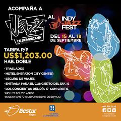 Acompañen a Jazz en Dominicana