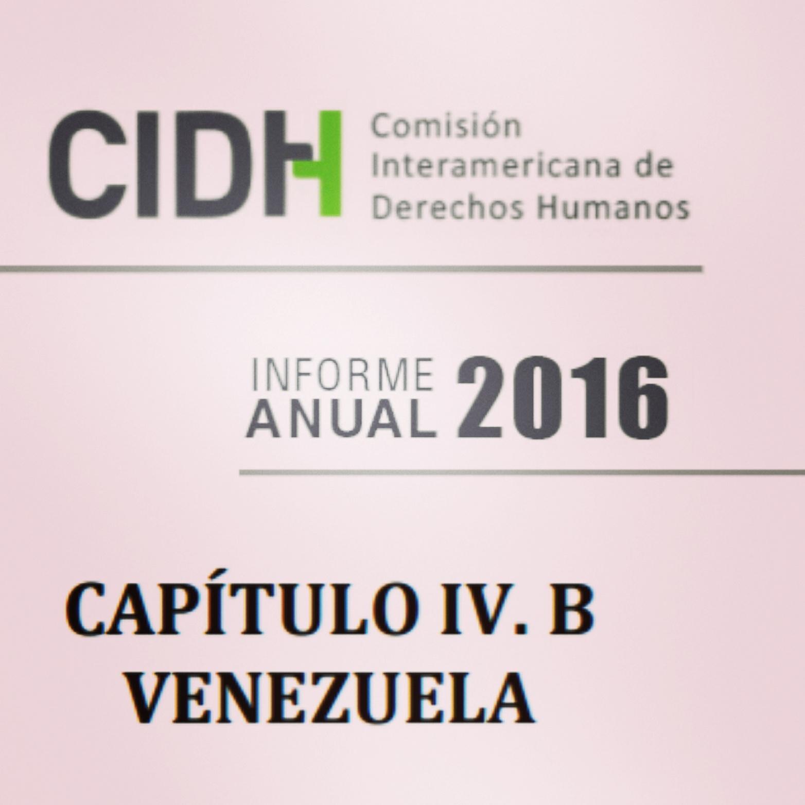 Capítulo IV. Venezuela
