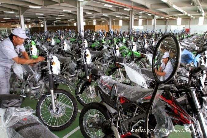 Kawasaki Motor Indonesia Perintis Kemerdekaan
