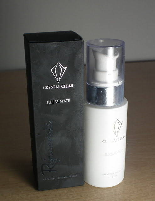 Crystal Clear Illuminate Instant Radiance Moisturiser Reviews