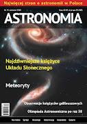 """W kwietniowym numerze ASTRONOMII odnaleźć można mój artykuł """"Najdziwniejsze księżyce Układu Słon."""""""